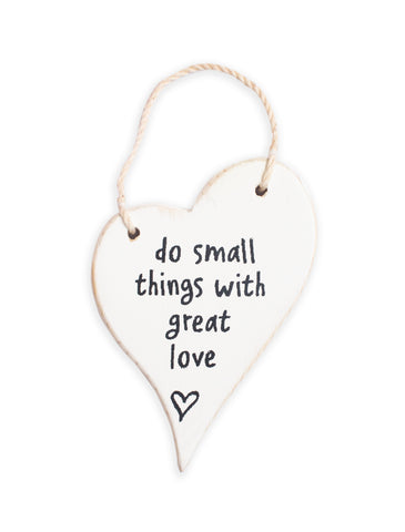 Small Things Hanging Ornament