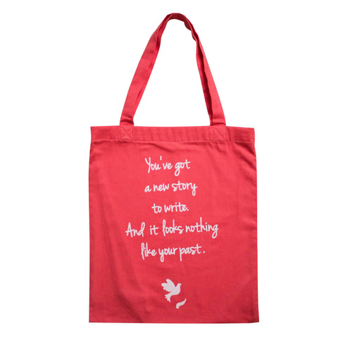New Story Tote Bag