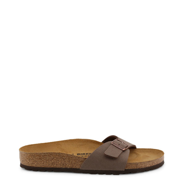 Birkenstock - MADRID_BIRKO-FLOR - brown / EU 37 - Shoes Flip Flops - racé athleisure