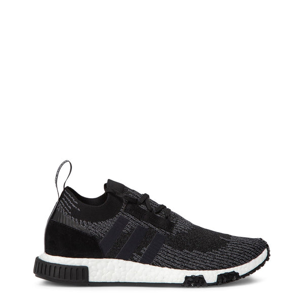 Adidas - NMD-RACER - black / UK 7.5 - Shoes Sneakers - racé athleisure