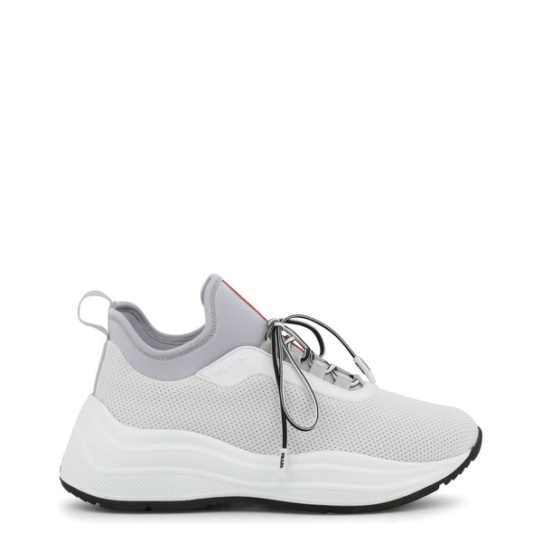 Prada - 3E6425 - white / EU 36 - Shoes Sneakers - racé athleisure