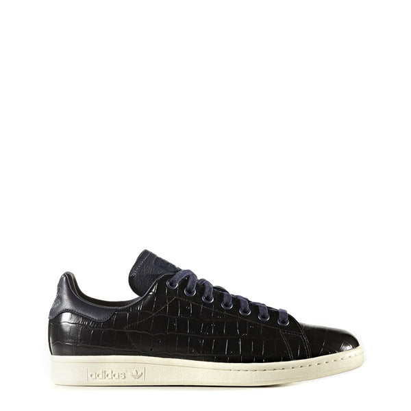 Adidas - StanSmith - black / UK 4.0 - Shoes Sneakers - racé athleisure