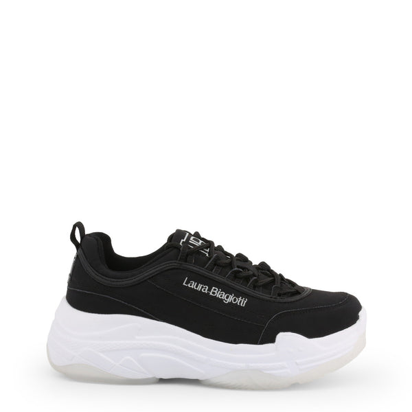Laura Biagiotti - 5714-19 - black / EU 36 - Shoes Sneakers - racé athleisure