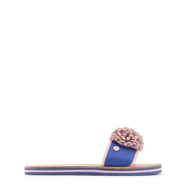 Love Moschino - JA28012G15ID - blue / EU 35 - Shoes Flip Flops - racé athleisure