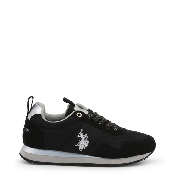 U.S. Polo Assn. - NOBIW4156S9_YS1 - black / EU 36 - Shoes Sneakers - racé athleisure