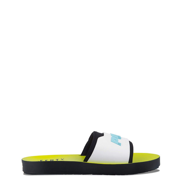Puma - 367747 - yellow / UK 4 - Shoes Flip Flops - racé athleisure