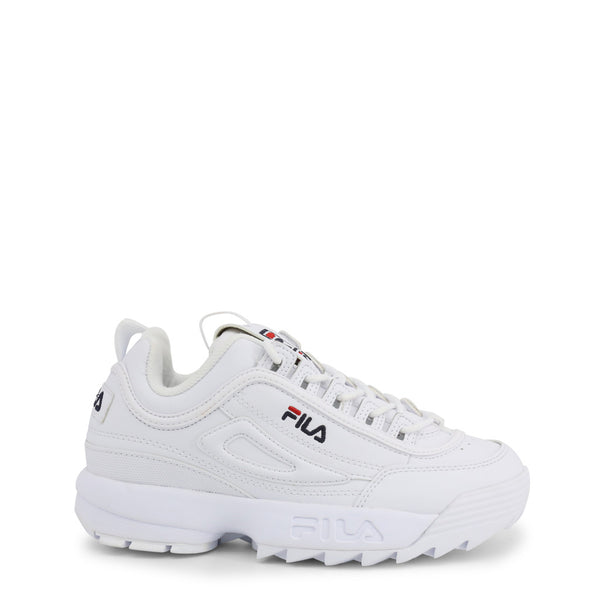 Fila - DISRUPTOR-LOW_1010302 - white / EU 37 - Shoes Sneakers - racé athleisure