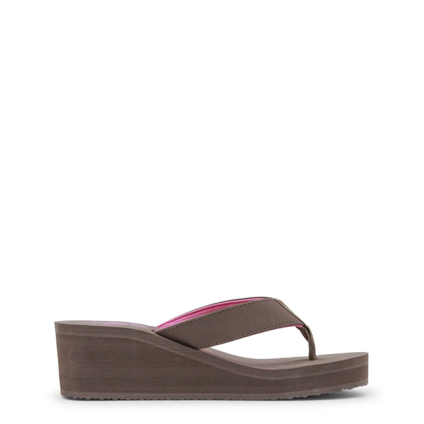 U.S. Polo Assn. - CHANT4199S8_Y1 - brown / EU 36 - Shoes Flip Flops - racé athleisure