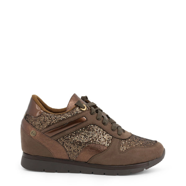 Xti - 48289 - brown / EU 36 - Shoes Sneakers - racé athleisure