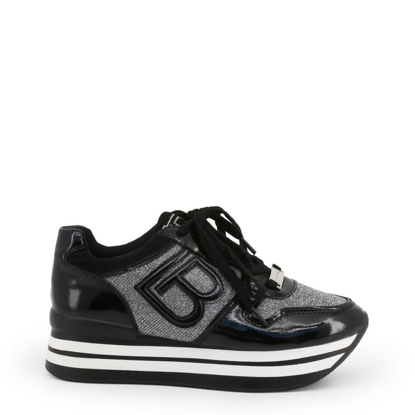 Laura Biagiotti - 5708-19_PATENT - black / EU 36 - Shoes Sneakers - racé athleisure