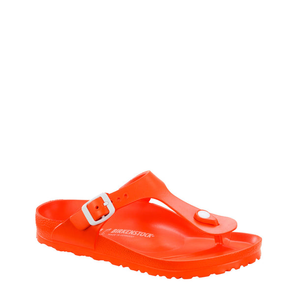 Birkenstock - GIZEH-EVA - orange / EU 38 - Shoes Flip Flops - racé athleisure