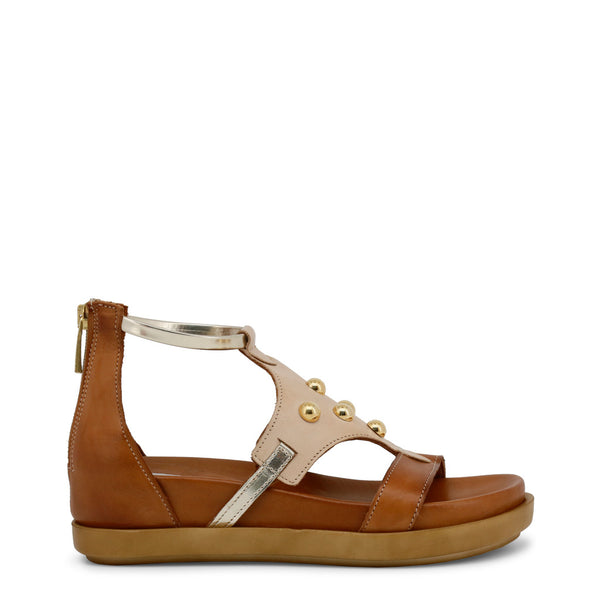 Ana Lublin - ANDREIA - brown / EU 39 - Shoes Sandals - racé athleisure
