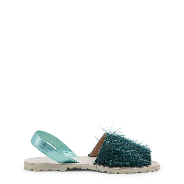 Ana Lublin - GISELA - green / EU 36 - Shoes Sandals - racé athleisure