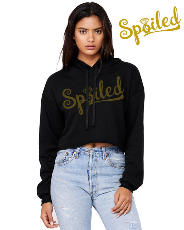 Spoiled Hoodie - - Clothing - racé athleisure