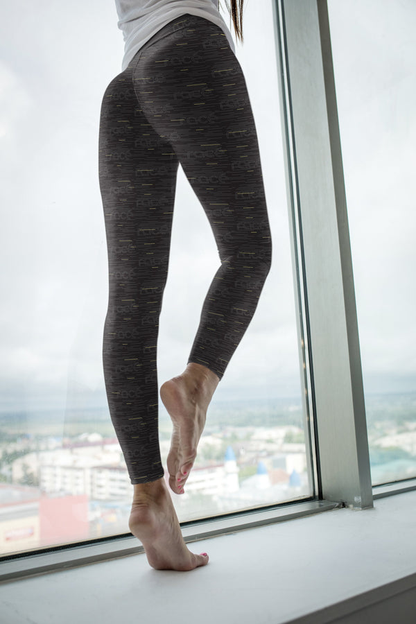 racé PARKS SMOKE low waist legging - Gray / XS - - racé athleisure
