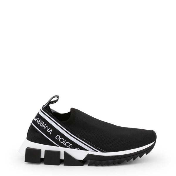 Dolce&Gabbana - CK1595_AZ568 - black / EU 35.5 - Shoes Sneakers - racé athleisure