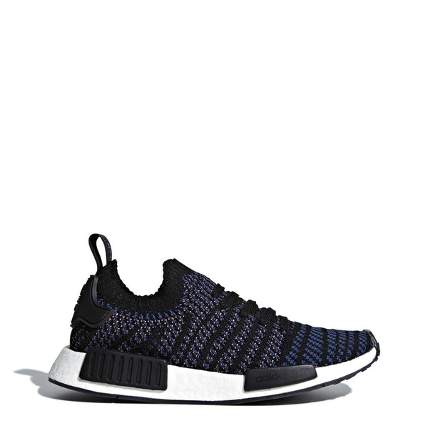 Adidas - NMD-R1_STLT - black / UK 4.0 - Shoes Sneakers - racé athleisure