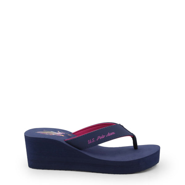 U.S. Polo Assn. - CHANT4199S8_Y1A - blue / EU 36 - Shoes Flip Flops - racé athleisure