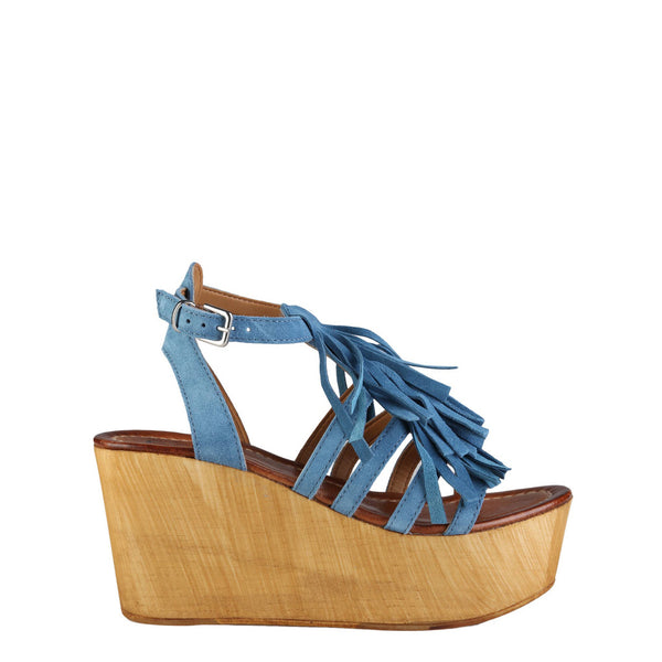 Ana Lublin - ADELIA - blue / EU 40 - Shoes Wedges - racé athleisure