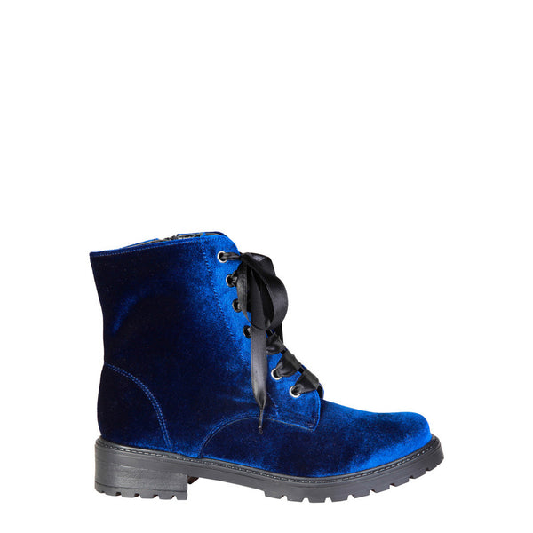 Ana Lublin - ALICIA - blue / EU 37 - Shoes Ankle boots - racé athleisure