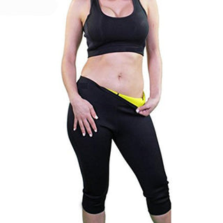 neoprene, slimming, sauna pants