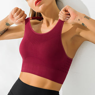 sports bra, racerback top, workout clothes, fitness top, yoga top