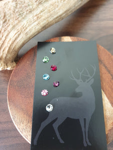 Browning .223 Earring Studs