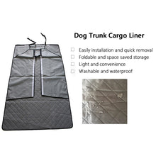 Load image into Gallery viewer, Pet Carriers Dog Car Seat Cover Oxford Fabric Trunk Mat Cover Protector Carrying For Cats Dogs