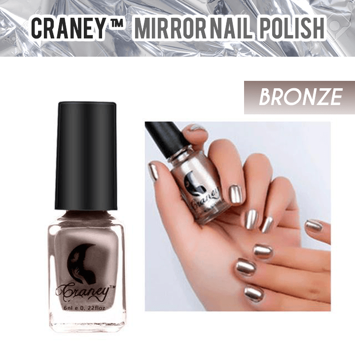 Craney Mirror Nail Polish Mintyparadise