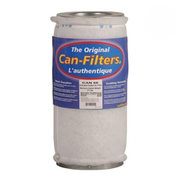 DL Wholesale Carbon Filters, CanFilter w & o Flange CAN FILTERS 66 w/o Flange