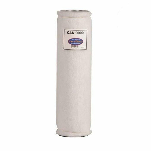 DL Wholesale Carbon Filters, CanFilter w_o Flange CAN FILTERS 9000 w/Pre-Filter w/o Flange 55 CFM