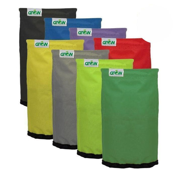 DL Wholesale Grow1 Extraction Bags Grow1 Extraction Bags 10 gal. 8 bag kit