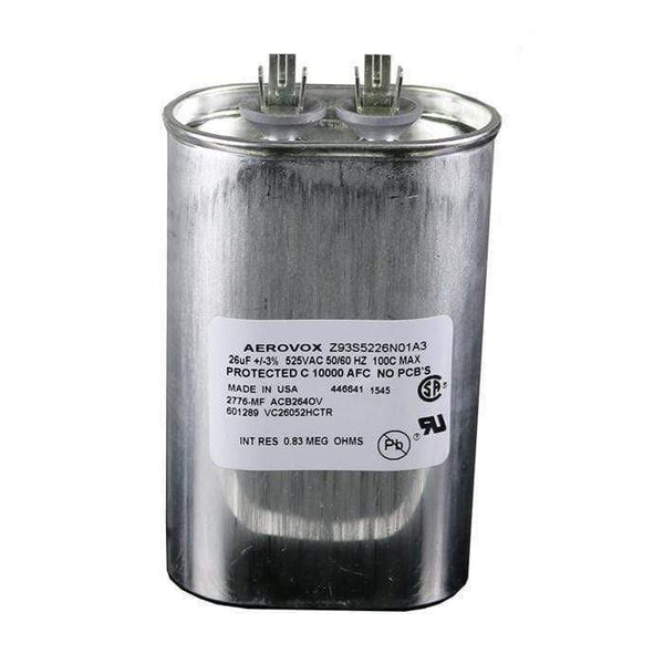 DL Wholesale HPS MH Capacitors Imported 1000W HPS/MH 26UF/525V Capacitor