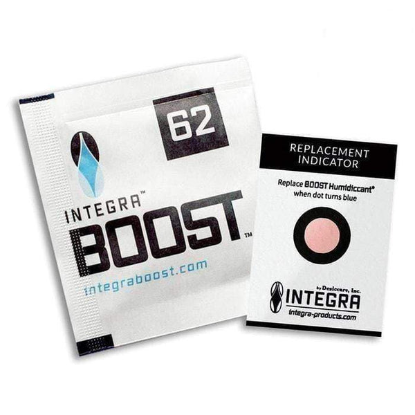DL Wholesale Humidity Packs Integra Boost 62% 8 gram pack (case of 300)