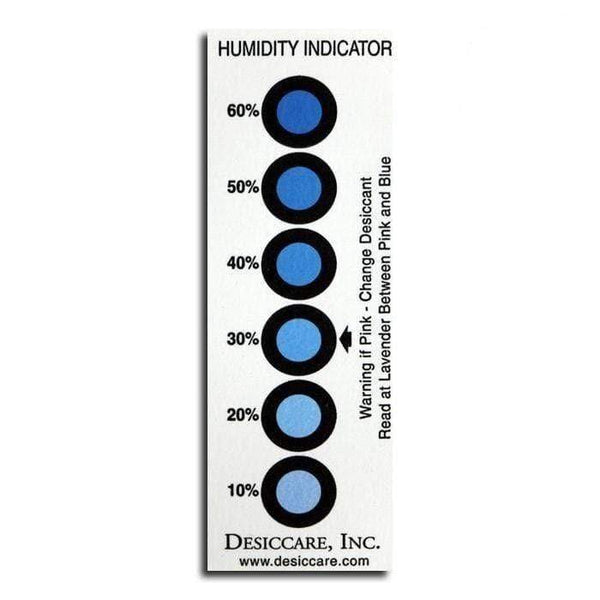 DL Wholesale Humidity Packs Integra Boost Humidity Indicating Cards of 10%-60% (10pcs)