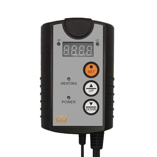 DL Wholesale Digital Temp Controllers,Root Radiance Heat Mats LTL Digital Temp Controller - Heat