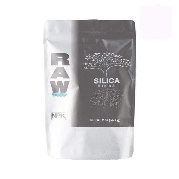 DL Wholesale NPK Industries, RAW Solubles, RAW Silica NPK RAW Silica 2oz