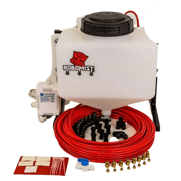 DL Wholesale RoboMist Robomist Auto Sprayer w/ 8 Nozzles