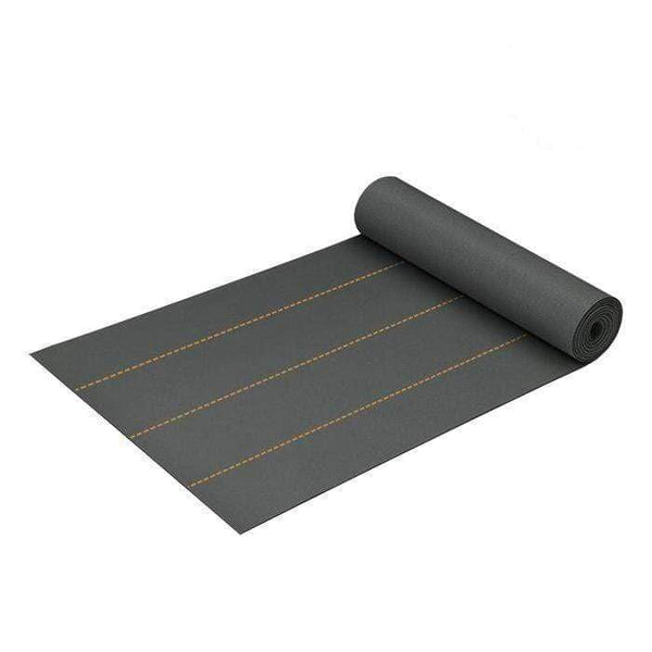DL Wholesale Weed Barrier Mats Weed Barrier Mat 4'x100'
