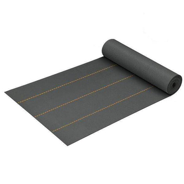 DL Wholesale Weed Barrier Mats Weed Barrier Mat 6'x100'