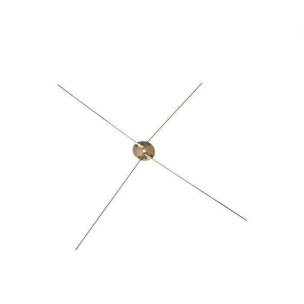 "DL Wholesale Replacement Parts Wire Cross Blade for 16"" Bowl Style Trimmer"