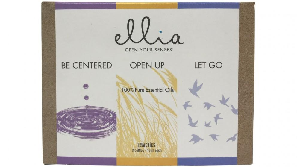 Be Centred / Let Go / Open Up - Triple Pack 15ml