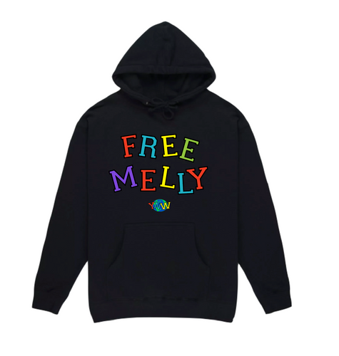 Free Melly Color Block Hoodie