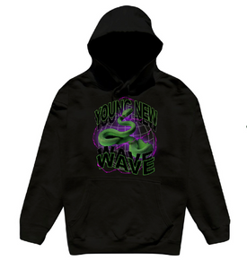 Young New Wave Lucid Hoodie