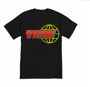 Young New Wave Globe Tee