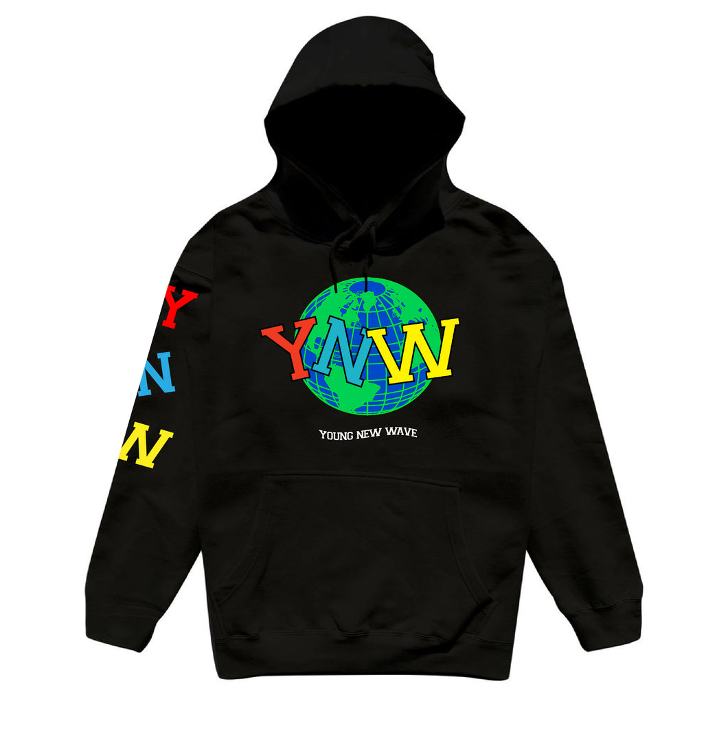 Young New Wave Hoodie