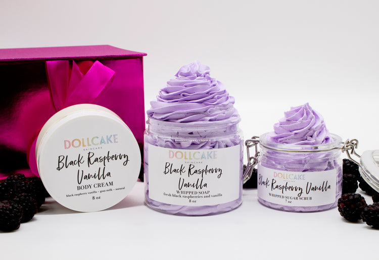 Black Raspberry Vanilla Gift Set
