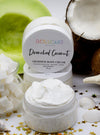 Drenched Coconut Goat Milk Shimmer Body Cream
