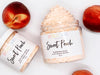 Sweet Peach Whipped Soap