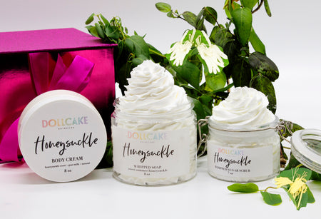 Honeysuckle Gift Set